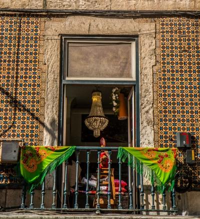 O charme das ruas de Lisboa