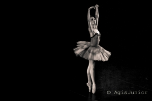uma bailarina