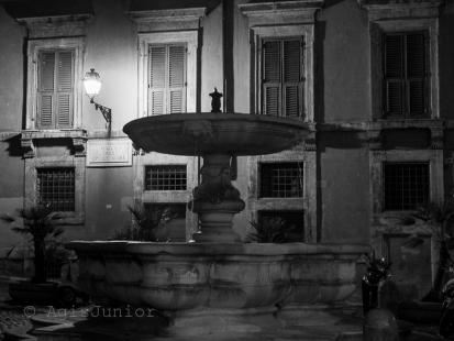 roma de noite